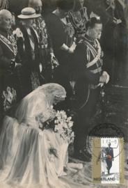 ® 1987 - CATA 1367 Huwelijksjubileum Juliana & Bernhard
