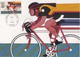 1983 USA - Cycling