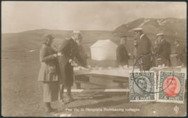 © 1927 - ICELAND King Christian X