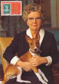 ®® 1980 NVPH 654 NED. ANTILLEN Koningin Juliana