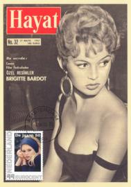 þþþ - Jaren '50 Brigitte Bardot
