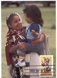 1996 USA - Indians Lakota
