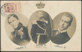 © 19.. - BELGIUM Royal crown