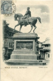 © 1908 - INDIA - King Edward VII