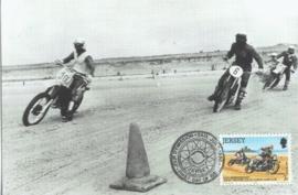 1980 JERSEY - Motor racing St. Queen's Bay