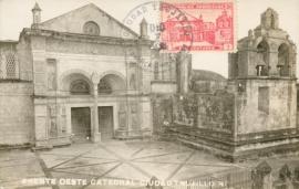 © 1938 DOMINICANA Cathedral Ciudad Trujillo