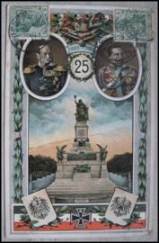 © 1910 - GERMAN REICH - National Statue Germania