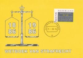 ® 1986 - CATA 1345 Wetboek van Strafrecht