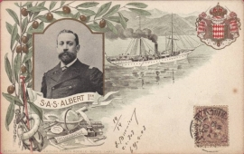 © 1903 - MONACO Prince Albert I