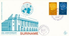 ¤¤¤ E 076 SURINAME Verenigde Naties