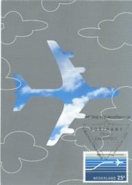 2005 NETHERLANDS Special flight Aerophilately