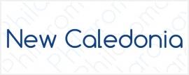Nieuw Caledonië >>>>>>>>>>>>