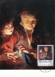 þþþ - Mauritshuis Vrouw met jongen