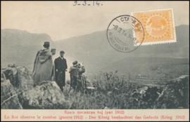 © 1914 MONTENEGRO - King Nicolas I