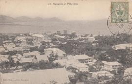 © 1908 - NEW CALEDONIA - Leaves