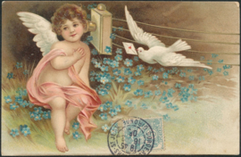© 1905 - FRANCE Angel