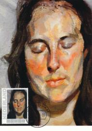 þþ - 2012 Freud Woman with Eyes closed