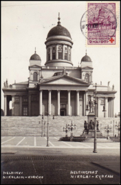 © 1932 - FINLAND Cathedral Helsinki