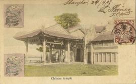 © 1908 - CHINA Dragon