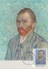 PG023 Van Gogh Self portrait 1890