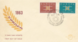æ E 059 - 1963 Europazegels