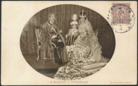 © 1918 - HUNGARY St. Stephen's crown