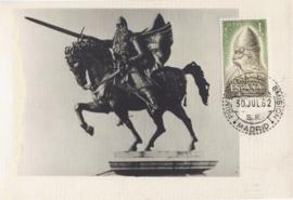 1962 SPAIN - Campeador El Cid