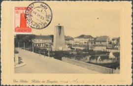 © 1933 NETHERLANDS Monument Den Helder