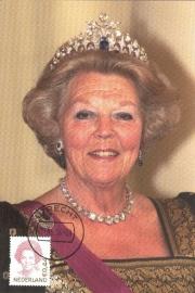 2006 NETHERLANDS Queen Beatrix