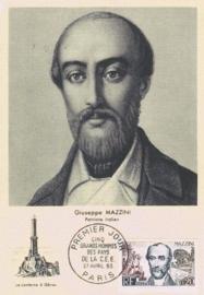 1963 FRANCE - Patriot Mazzini