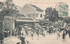 © 1912 INDO CHINA Dragon