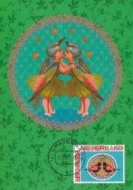 ® 2011 - CATA 2897 Vogelpaar