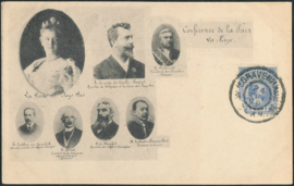 © 1899 NETHERLANDS Princess Wilhelmina