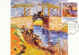 PG036 Van Gogh Langlois bridge
