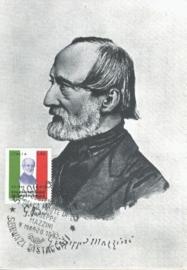 1972 ITALY - Patriot Mazzini