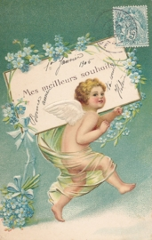 © 1904 - FRANCE Angel