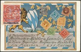 © 1921 - BAVARIA Heraldry