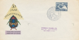 æ E 008 - 1952 Staatsmijnen 50 jaar