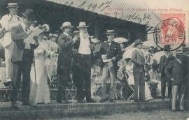 © 1907 - BELGIUM King Leopold II