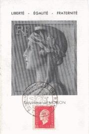 1943 FRANCE - Marianne