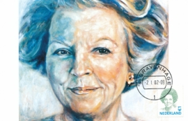 ® 2002 - CATA 2042 Koningin Beatrix