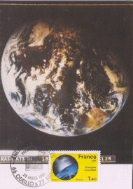 1981 FRANCE - Planet Earth