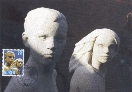 1985 NORWAY - Vigeland