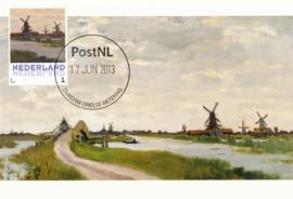 þþ - 2013 Monet Windmills at Haaldersbroek