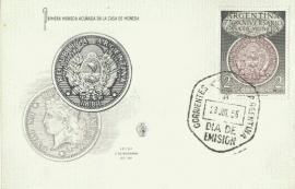 1956 ARGENTINA Numismatics Coins
