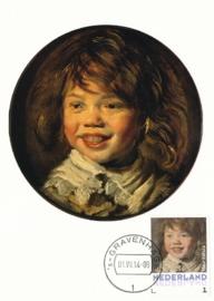 þþþ - Mauritshuis Lachende jongen
