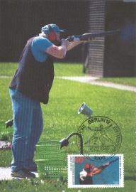 1988 GERMANY - Shooting