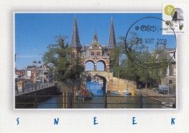MOOI NEDERLAND 2008 - Sneek Waterpoort