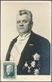 © 1939 - LATVIA President Ulmanis