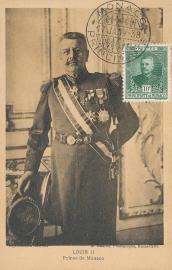 © 1938 - MONACO Prince Louis II